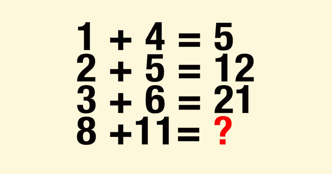 people are pulling their hair out trying to solve this math problem