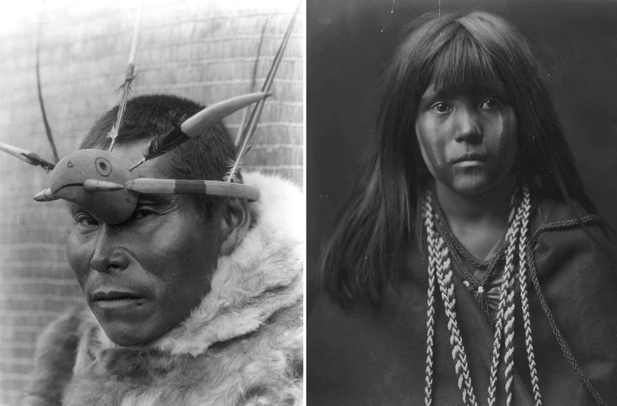 44 striking portraits of native american culture in the early 20th century