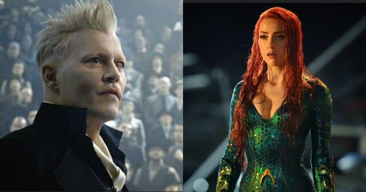 johnny depp said he wanted amber heard replaced in aquaman