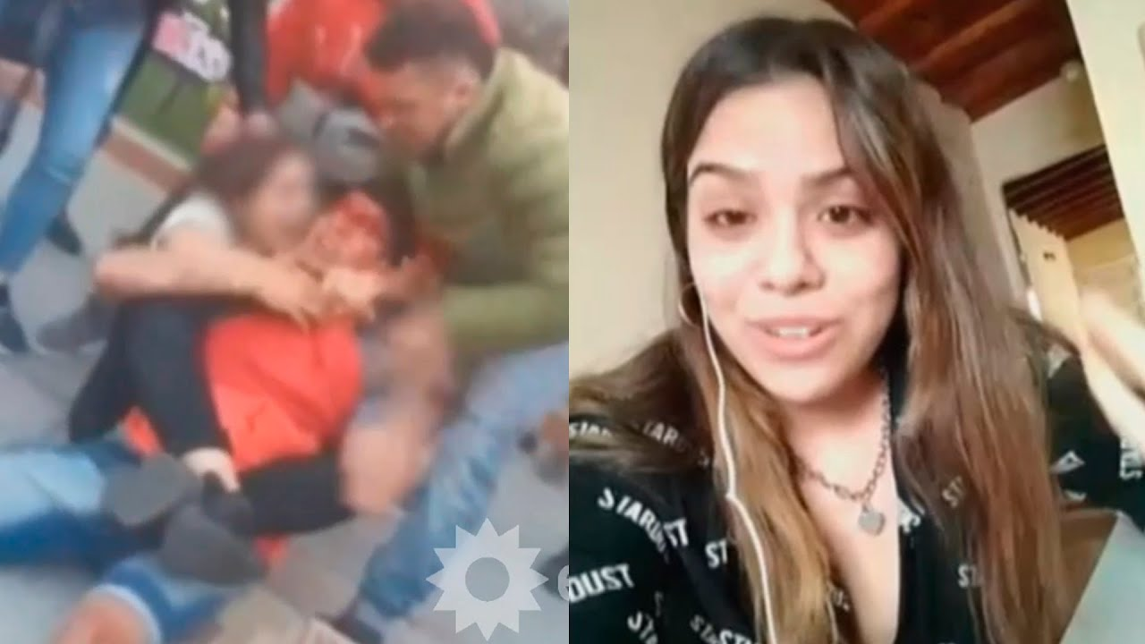 4'11 mma fighter 'brisa' beat the shit out of mugger who tried to steal her phone