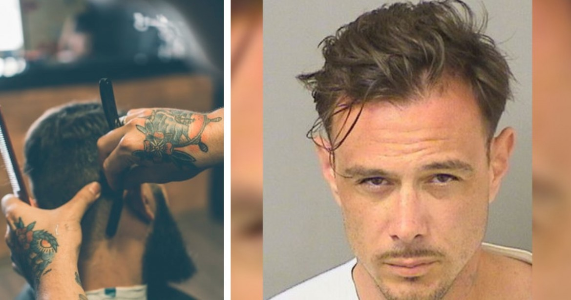 florida barber shot two clients after they confronted him about missed appointments