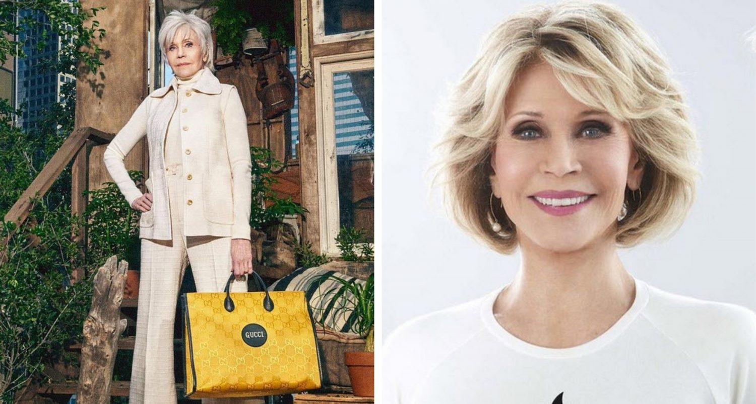 82-year-old Jane Fonda Says She 'closed Up Shop' And Quit Dating