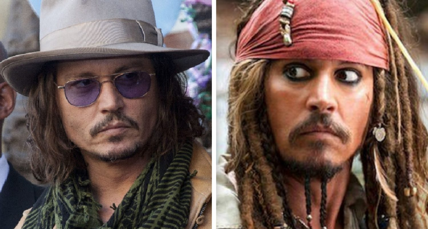 Disney Reportedly Blocks Johnny Depp From Returning To Pirates Of The Caribbean