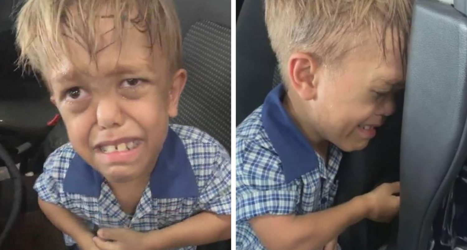 Mum Shares Heartbreaking Video Of Disabled Son, 9, Moments After Being Tormented By Bullies