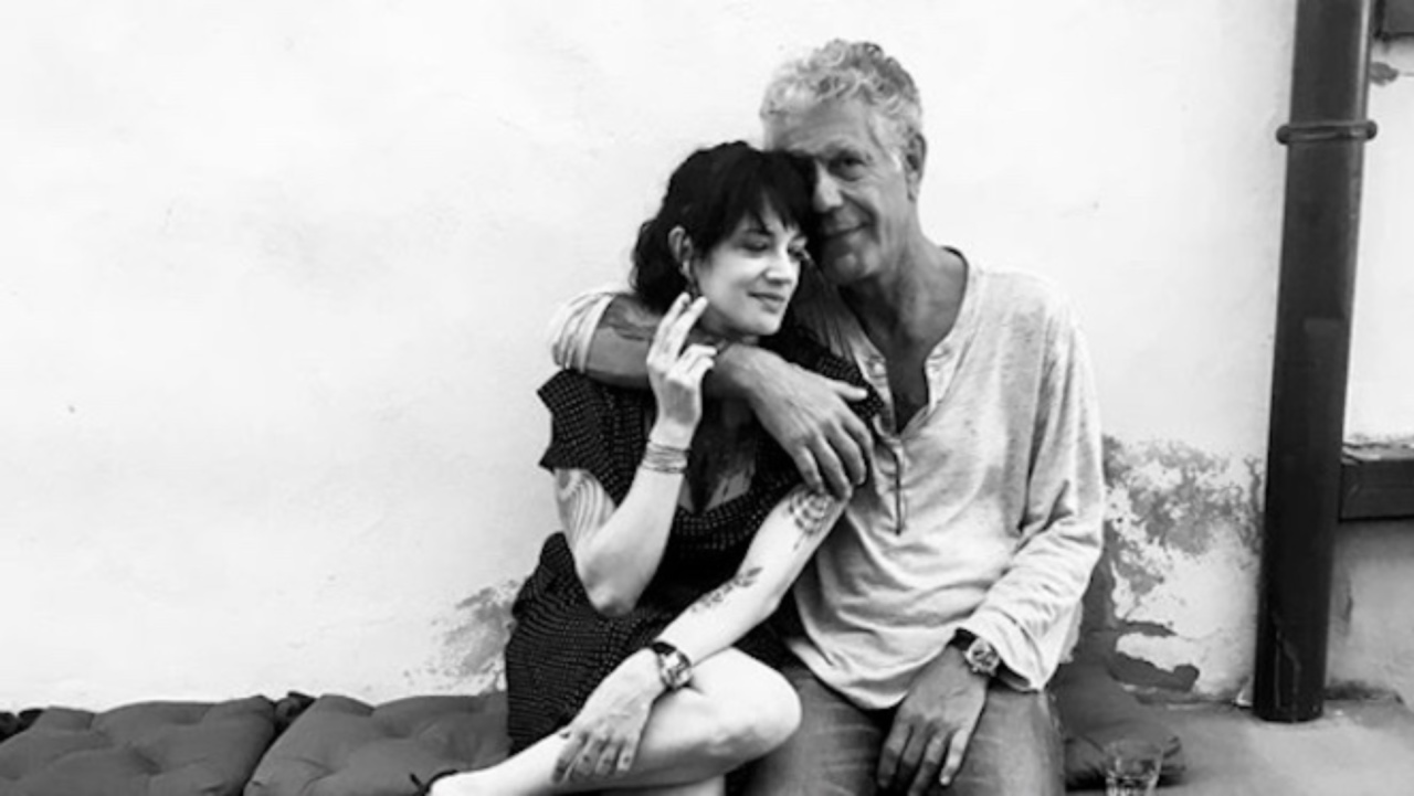 anthony bourdain's partner speaks out about his death