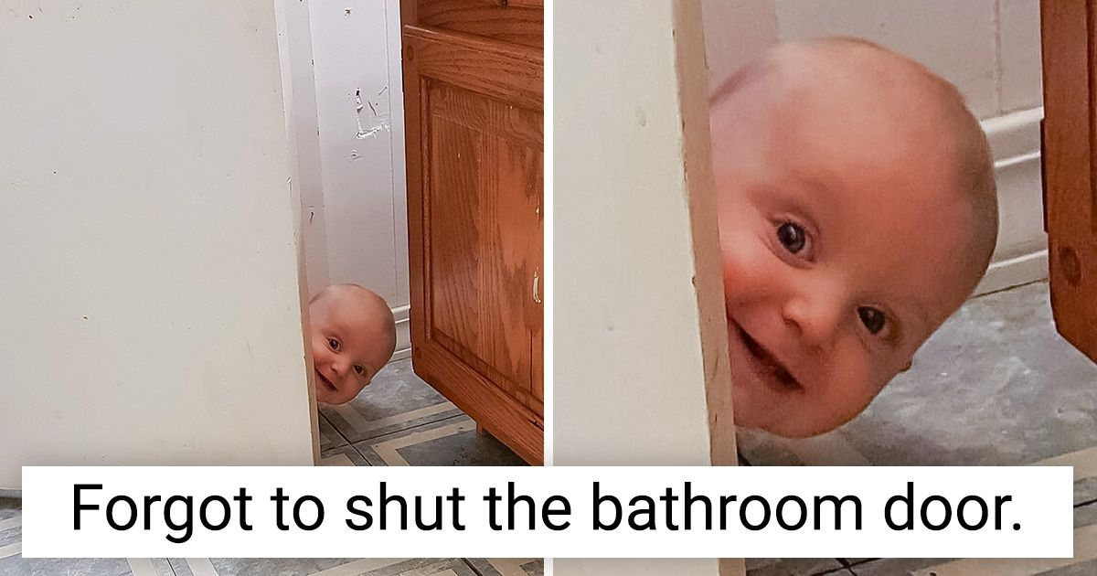 15+ pics that show what being А parent truly means