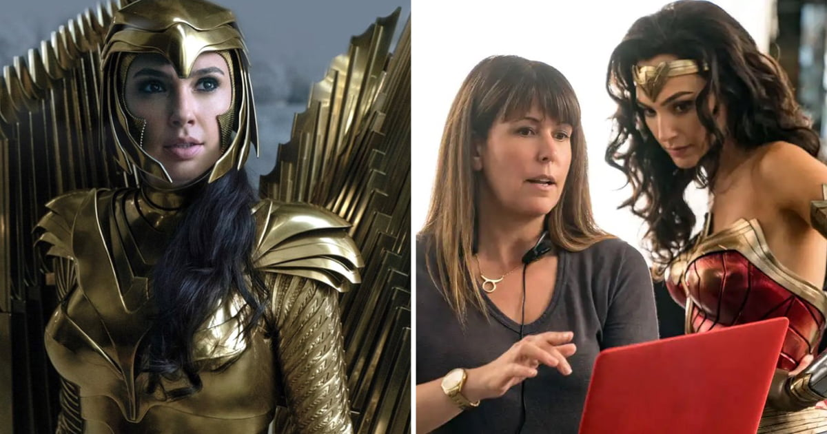 'wonder woman 3' announced, gal gadot and director patty jenkins will return