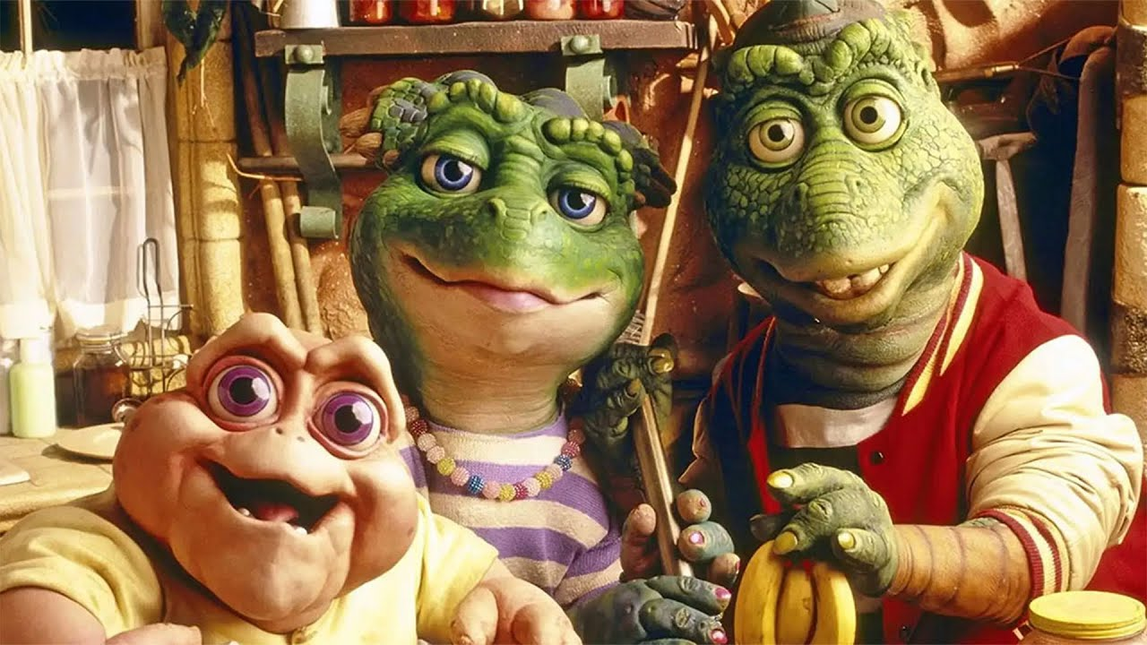 it's official: jim henson's 'dinosaurs' finally set to return this month