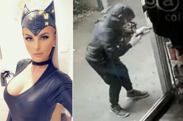 instagram model disguised as 'catwoman' jailed after being getaway driver for teenage boys