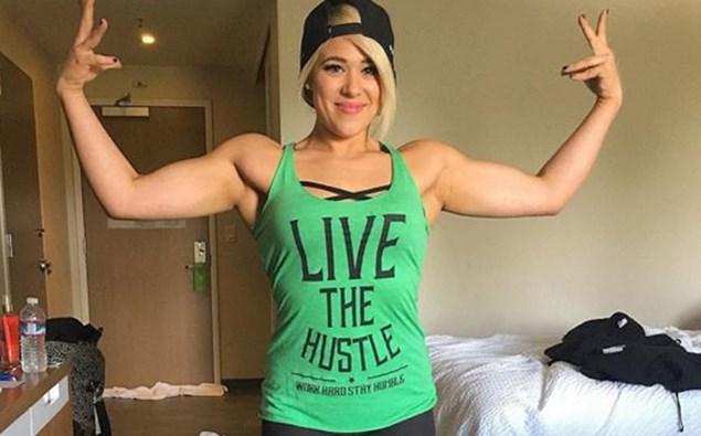 female powerlifter's deadlift goes viral as she pukes all over judges