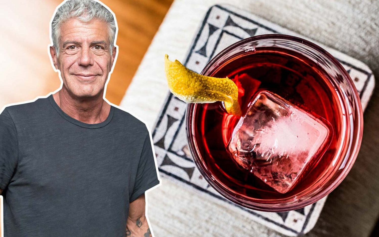 anthony bourdain is making this cocktail popular again