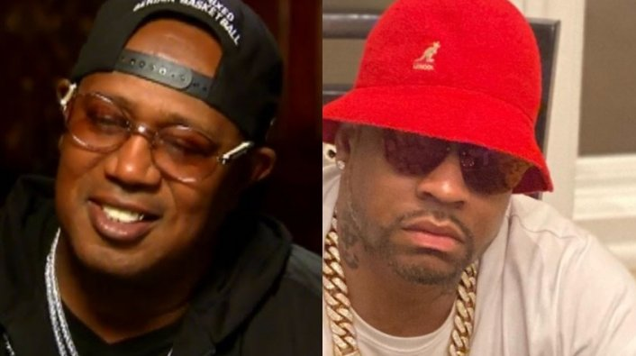 master p wants to make allen iverson face of reebok like jordan is with nike