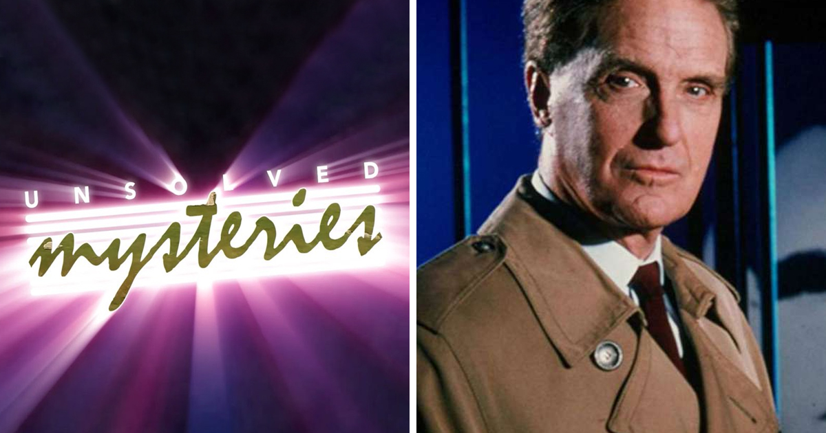 netflix is bringing back 'unsolved mysteries' and we are so excited
