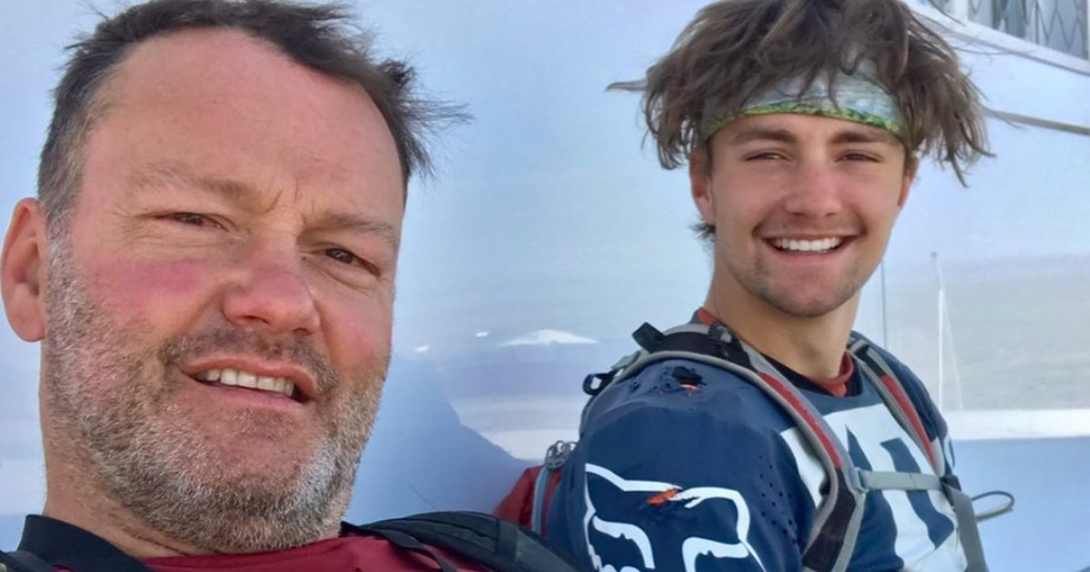 dad takes 18-year-old son on month-long trip to mongolia to get him off his phone