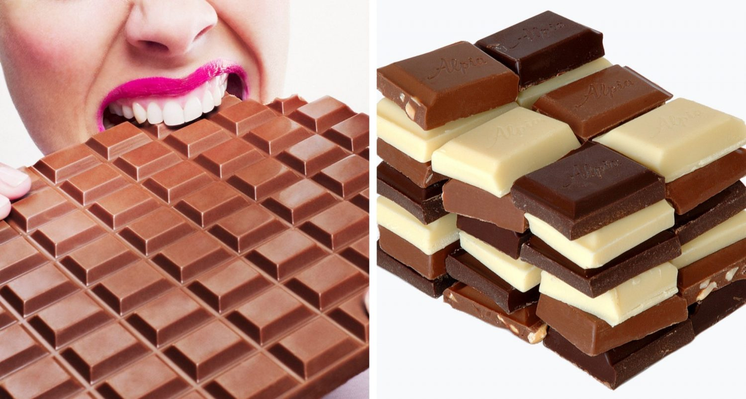 Experts Reveal Why Chocolate Shouldn't Be Stored In The Fridge