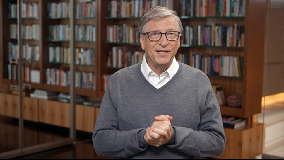 bill gates: rich countries should be eating 100% synthetic beef