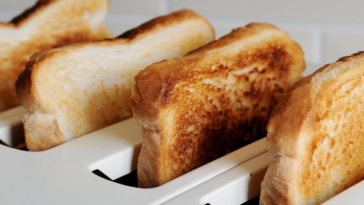 a 'burnt toast' scale has been created and it's causing outrage on twitter