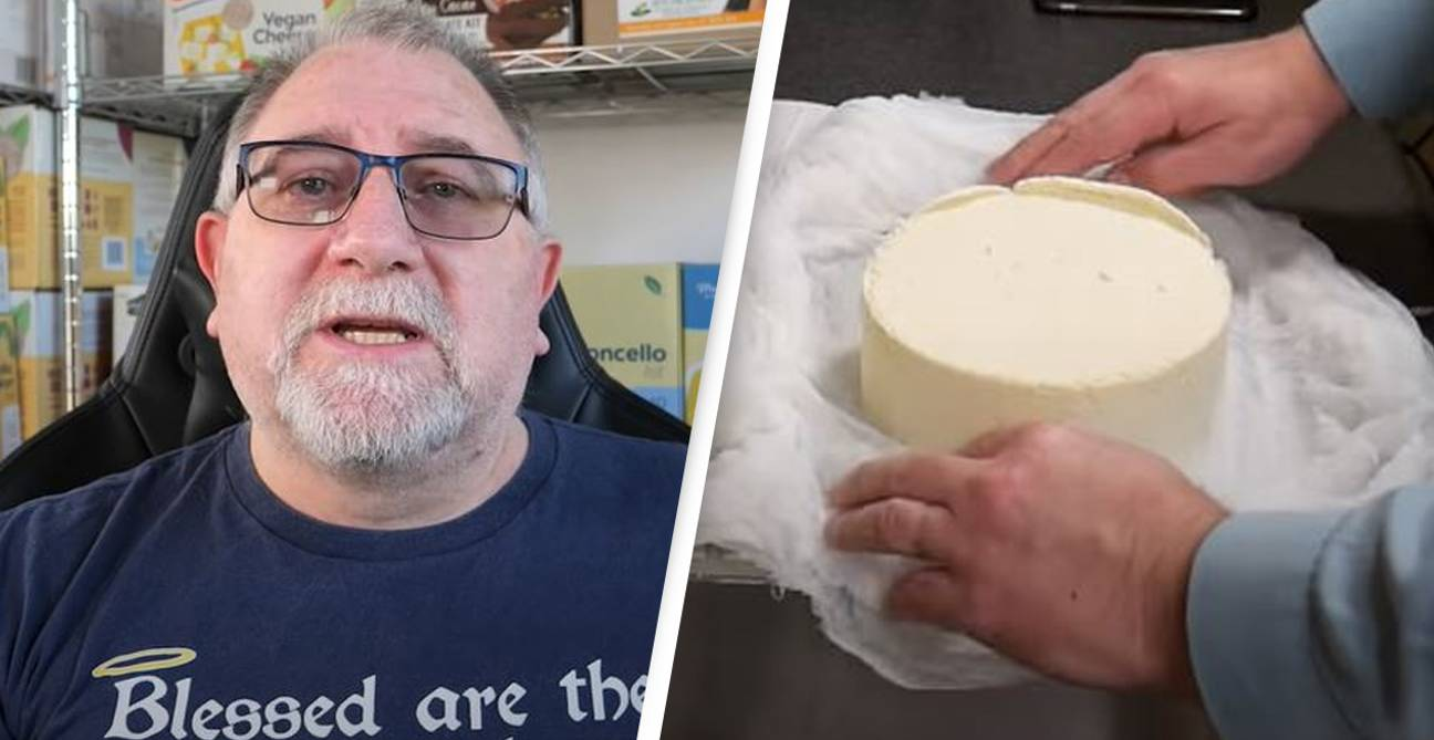 youtuber gets cease and desist from cheese company for making cheese