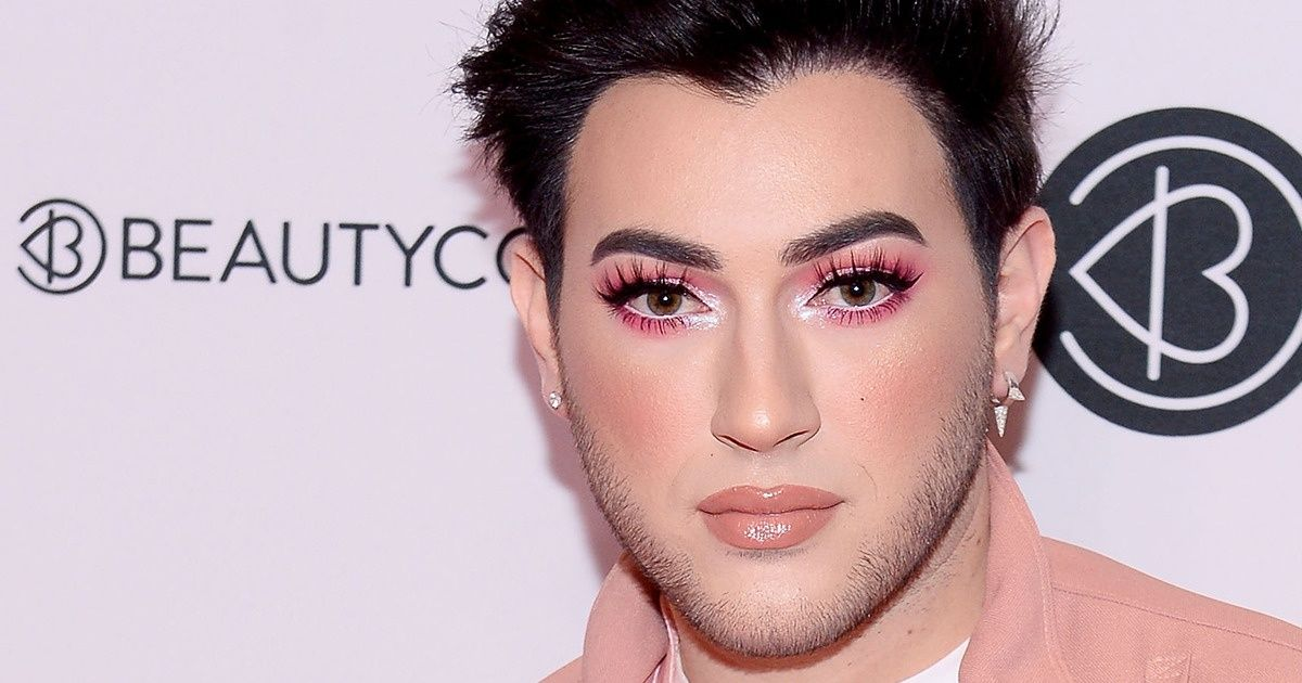 why more and more men are wearing makeup today