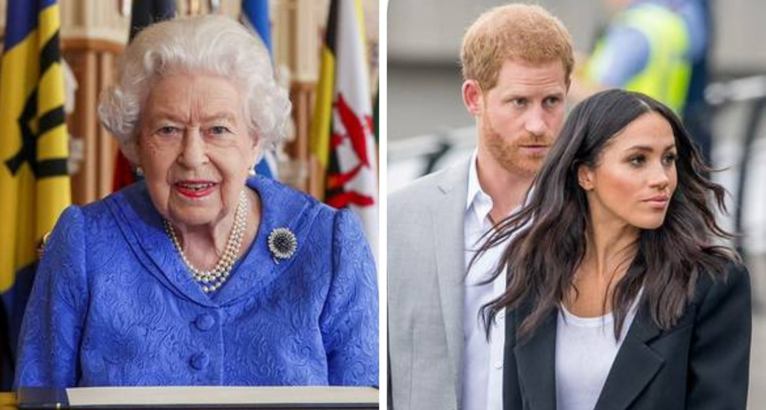 Abolish The Monarchy Trends In The Uk After Harry And Meghan's Interview