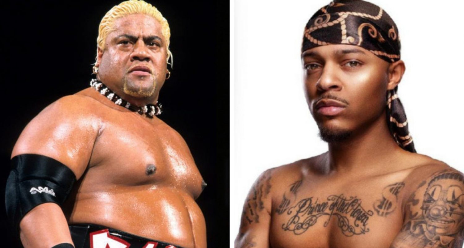 Rikishi Is Training Rapper Bow Wow For His Wwe Debut
