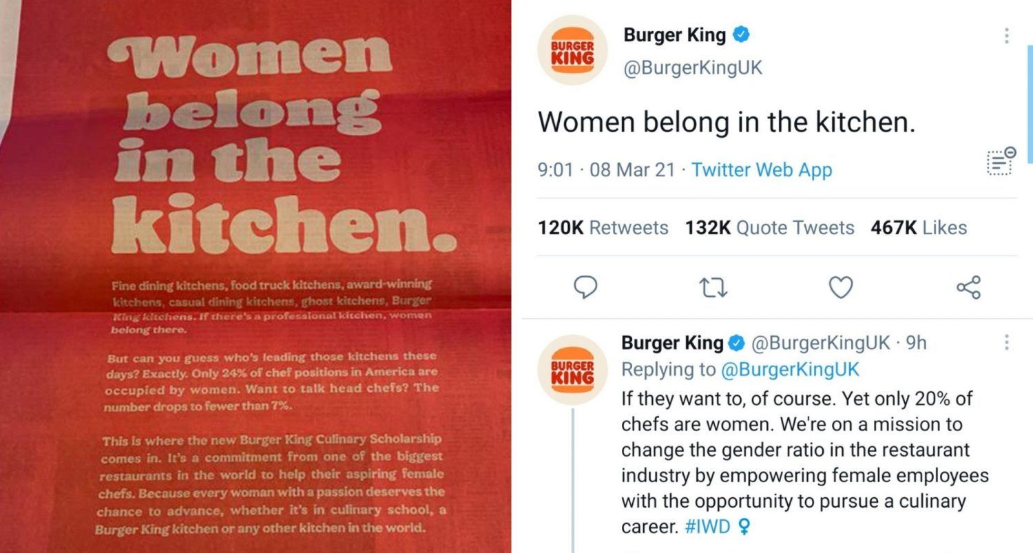 Burger King Possibly Paid $65,000 For 'tone Deaf' Ad Promoting $25,000 Scholarships