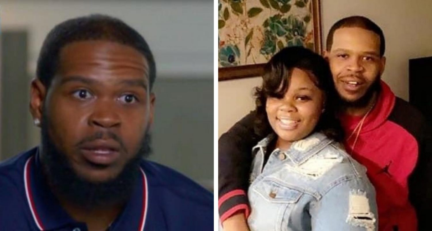 Charges Permanently Dropped Against Breonna Taylor's Boyfriend, Who Reportedly Fired Warning Shot During Deadly Raid