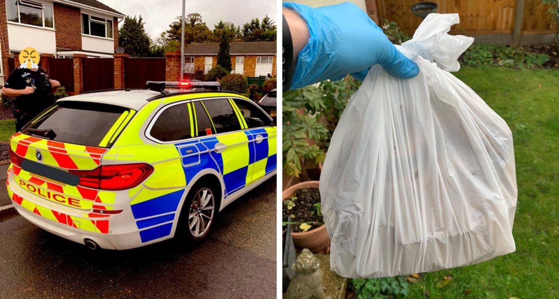 Police Deliver Kebab After Arresting Fast Food Driver