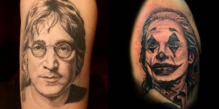find out who are the best portrait tattoo artists in the world