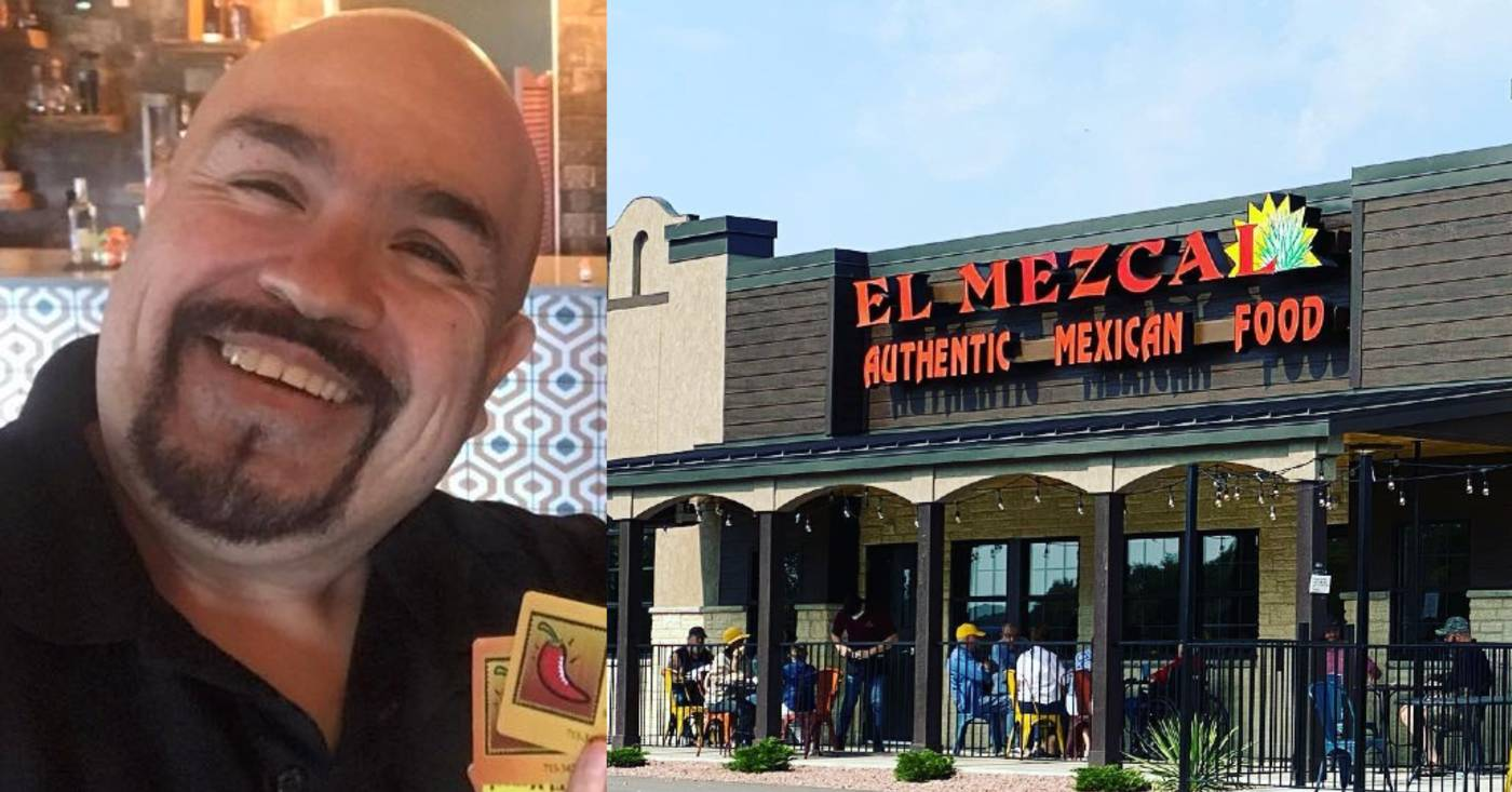 tex-mex restaurant owner spends $2,000 of his own money to promote competitors who are struggling
