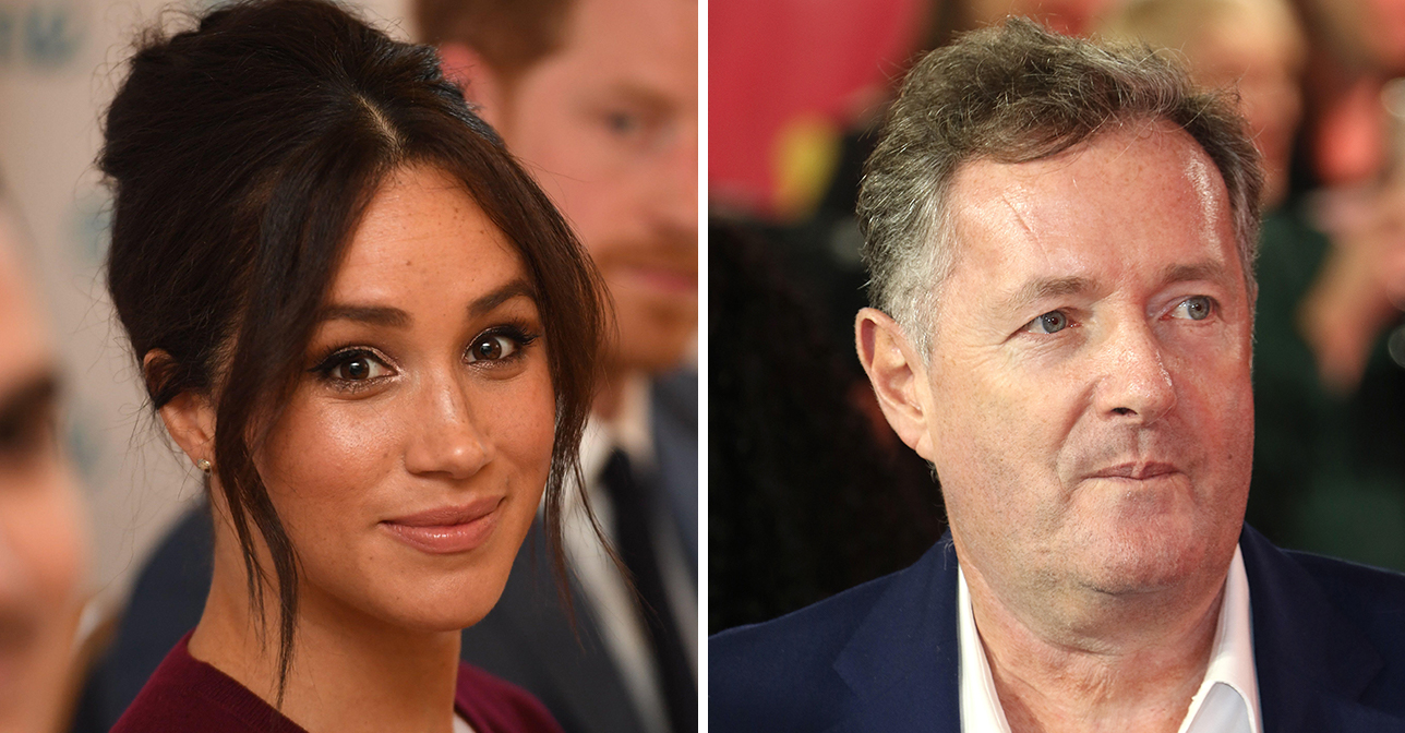 piers morgan doesn't believe meghan was suicidal