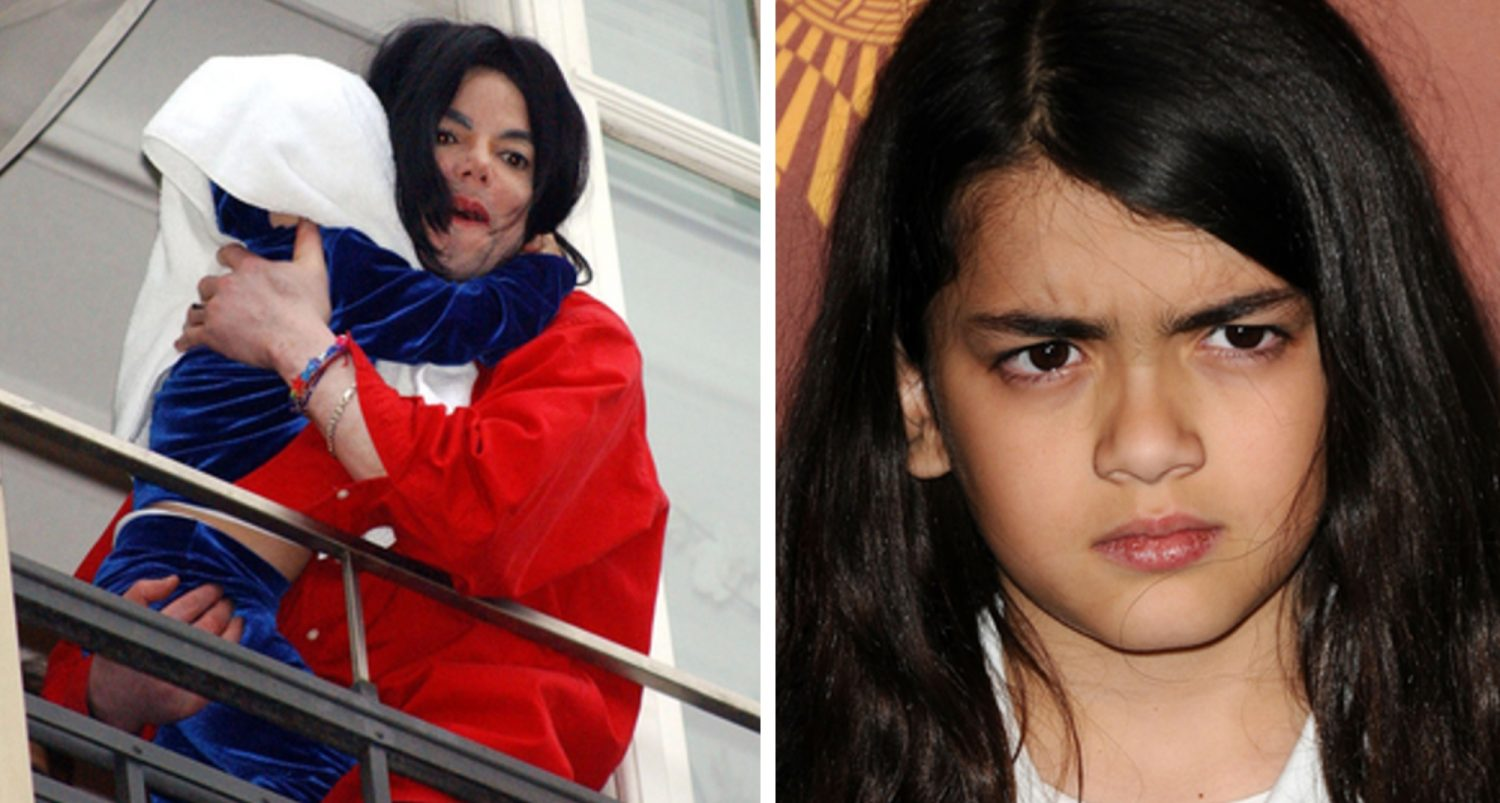 Michael Jackson's Son Blanket Has Reinvented Himself And Changed His Name