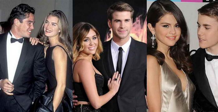 20 celebrities who lost their pu-rity to other celebrities