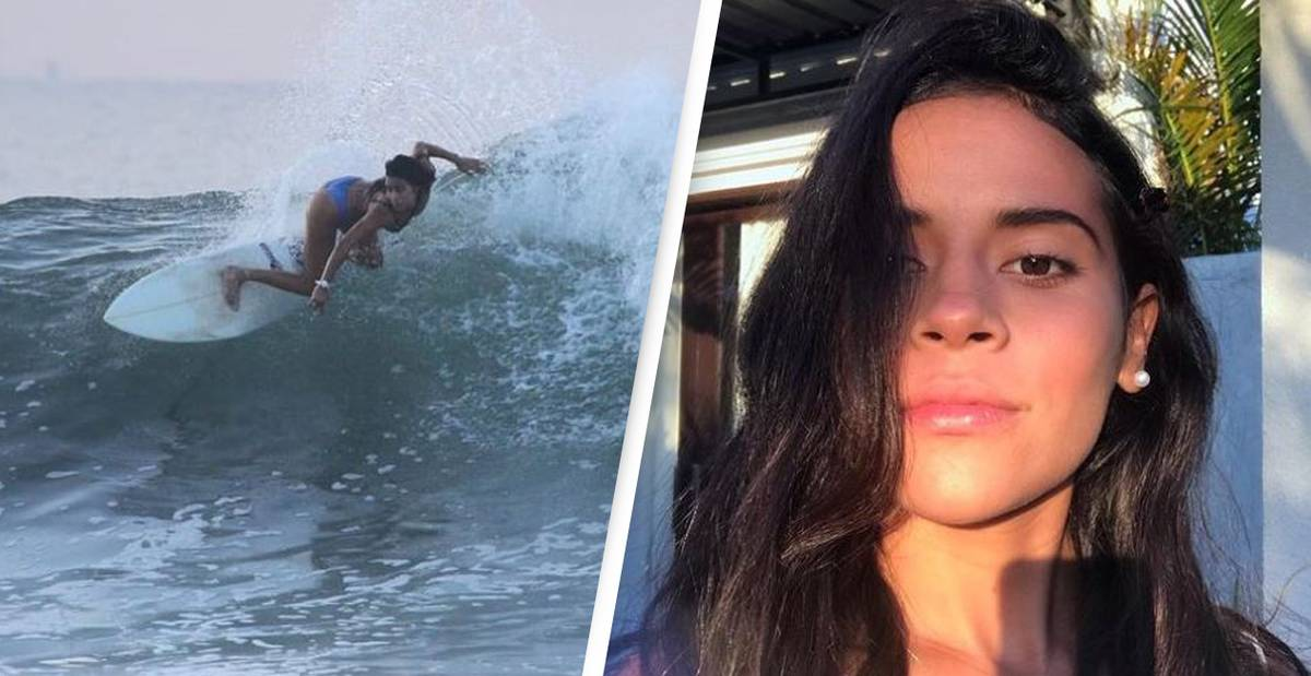 hopeful olympic surfer katherine diaz dies after being struck by lightning during her training