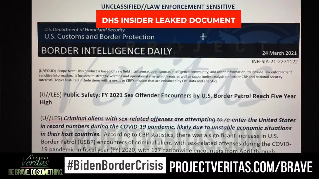 sex offenders arrested by the cbp at us-mexico border hits a five-year high