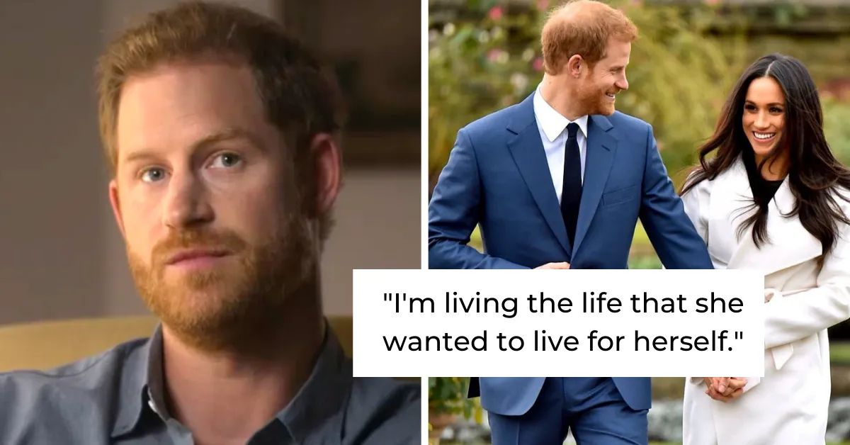 prince harry believes mom princess diana is 'incredibly proud' of him: 'i have no doubt'