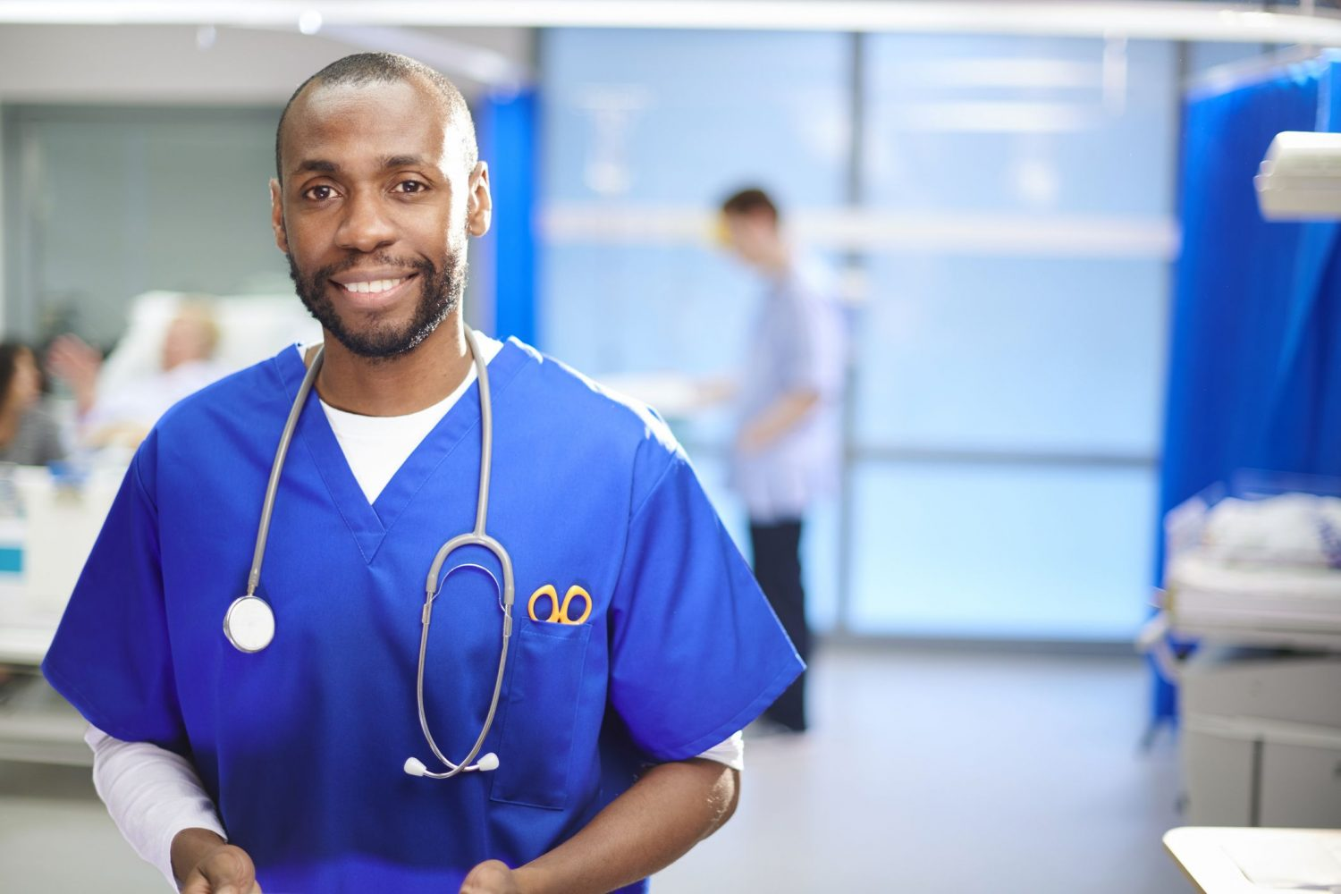 the surprising benefits of working for the nhs