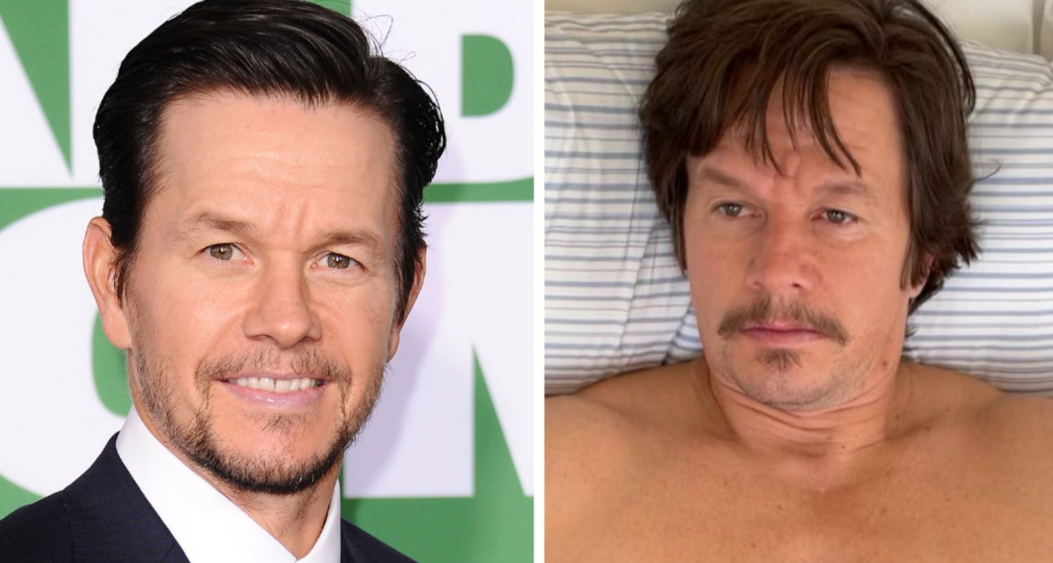 Mark Wahlberg Shows Off New Body After Putting On 'as Much Weight As Possible' For New Role