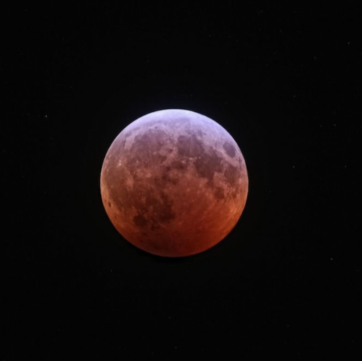 total eclipse of 2021's closest supermoon on may 26