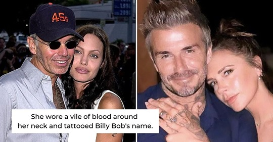 10+ celebrity couples who got tattoos honoring each other