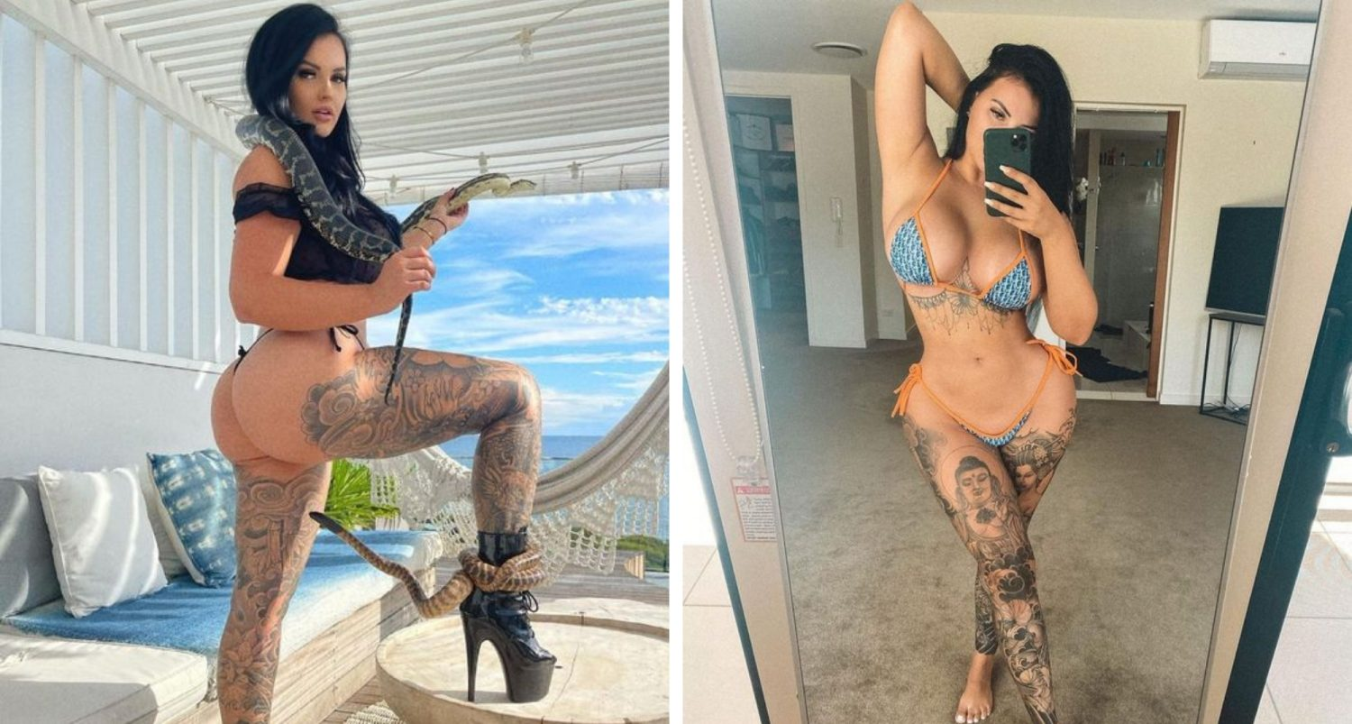 Racing Driver Turned Porn Star Buys $1.3m House After Earning Her Fortune From Onlyfans