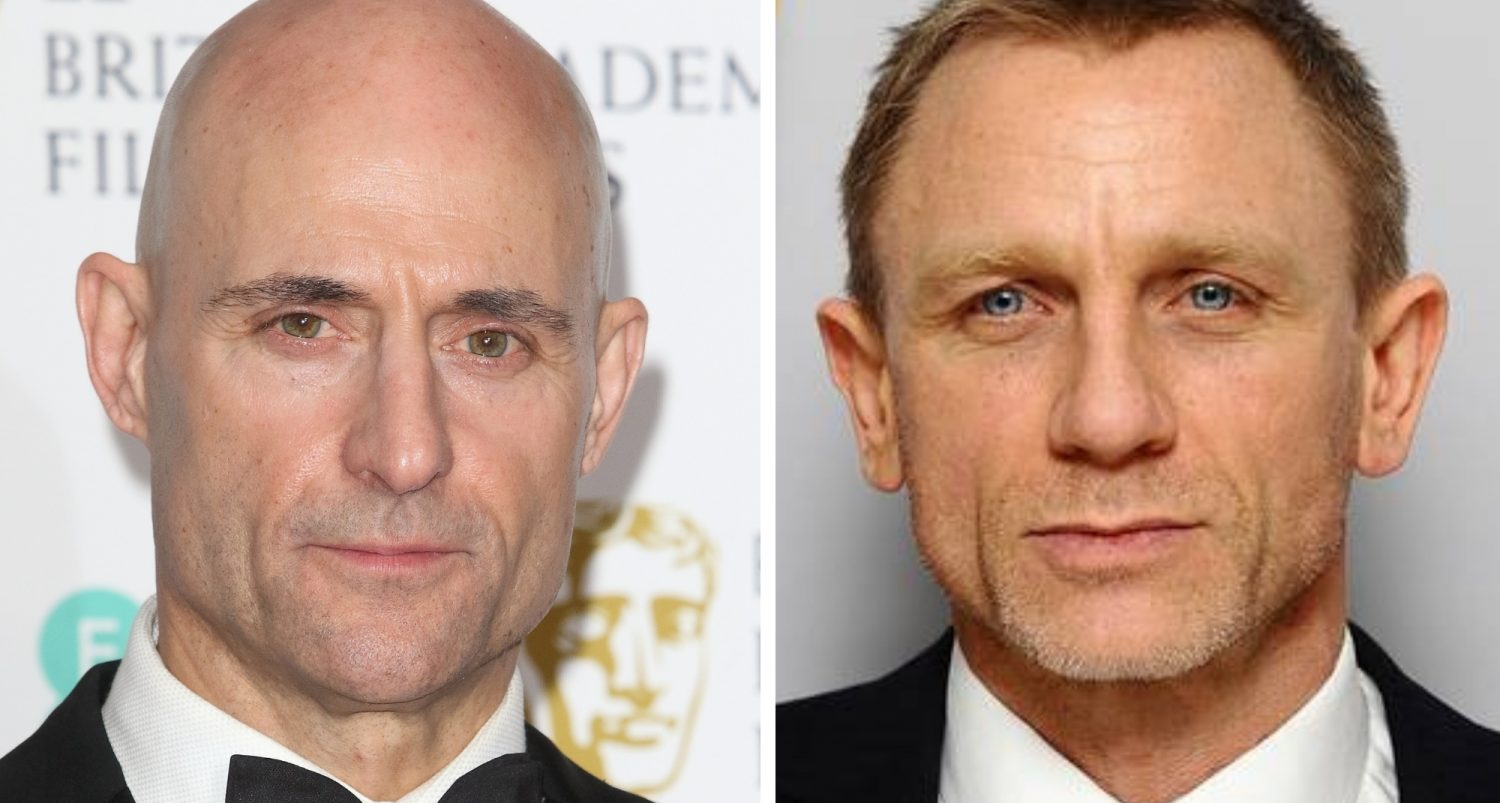 Mark Strong Recalls Drunken Night With Daniel Craig That Ruined His James Bond Audition