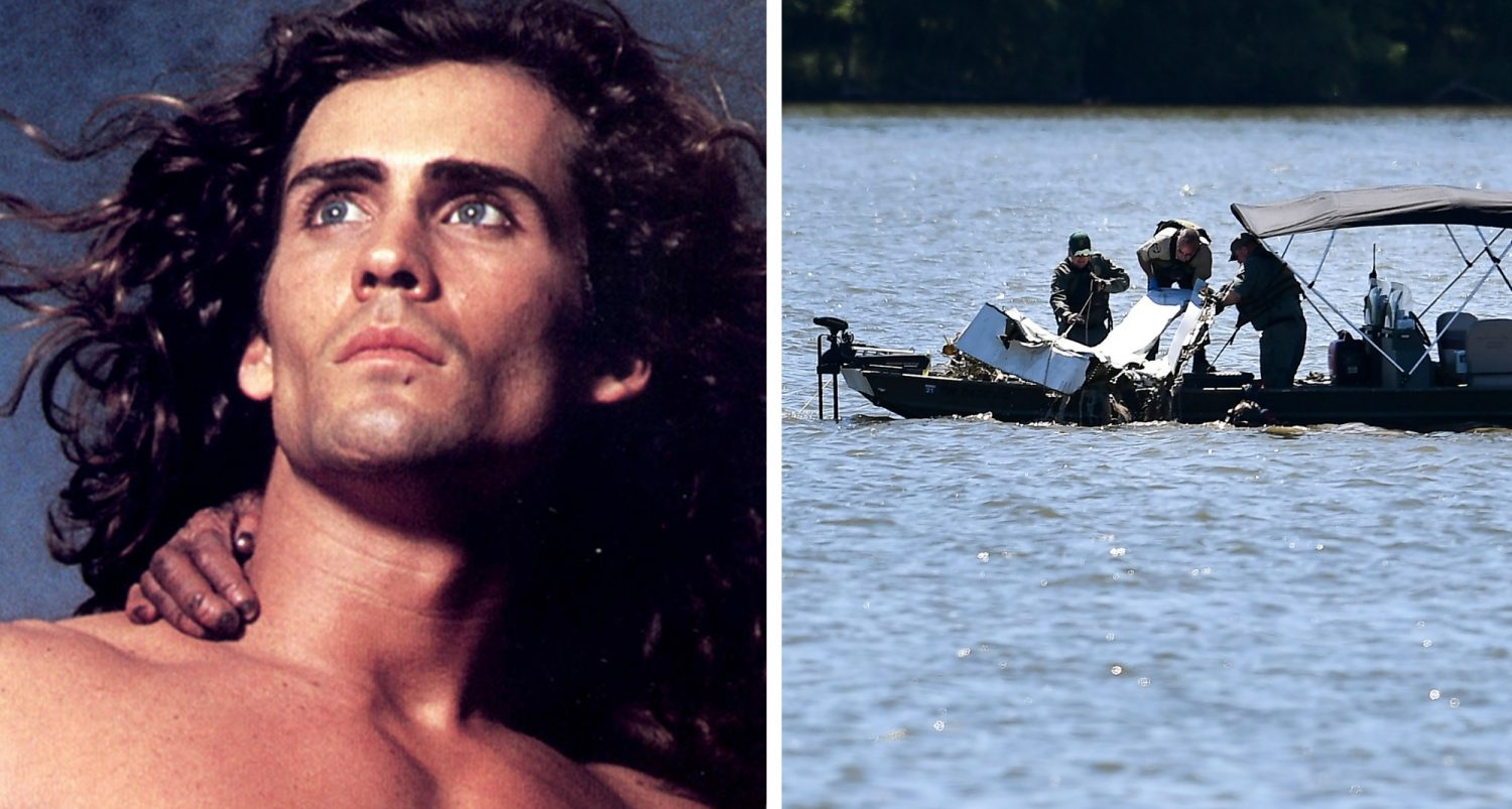 Human Remains Found In Plane Crash That Killed Tarzan Star, His Wife, And Five Others