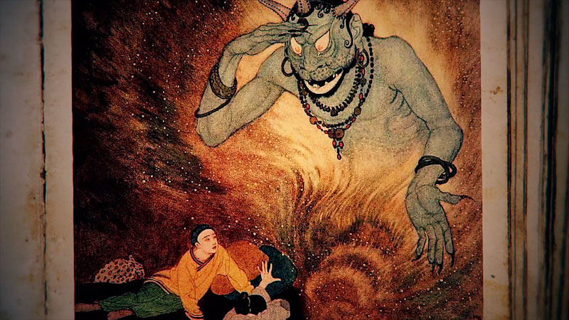 meet jinn, the ancient arab spirits who have been creeping people out for centuries