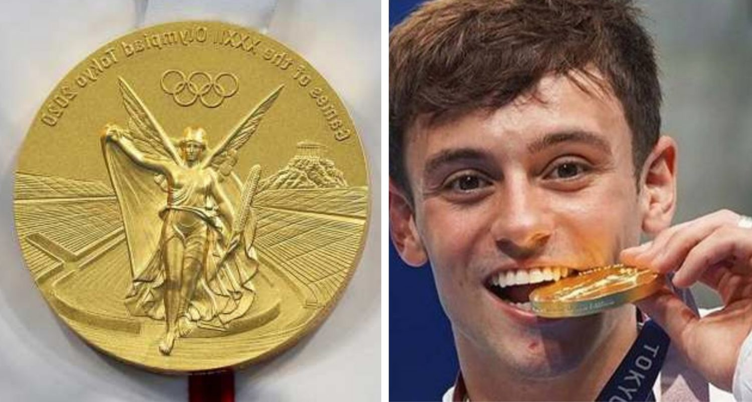 People Are Just Finding Out How Much An Olympic Gold Medal Is Actually Worth
