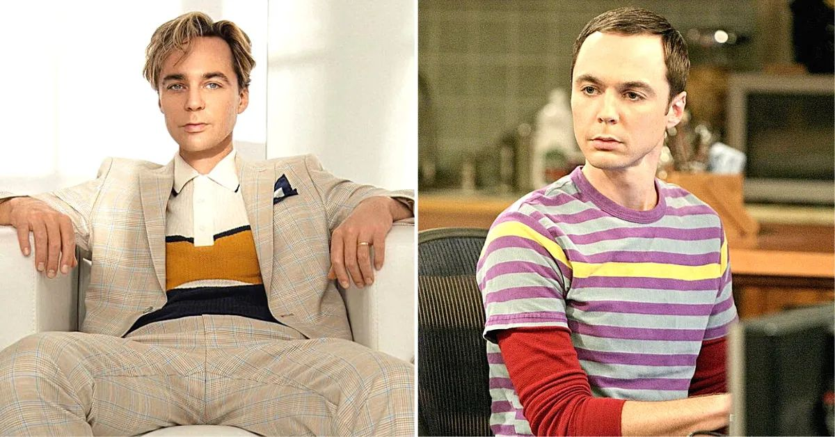 big bang theory's jim parson looks 'unrecognizable' in new magazine shots