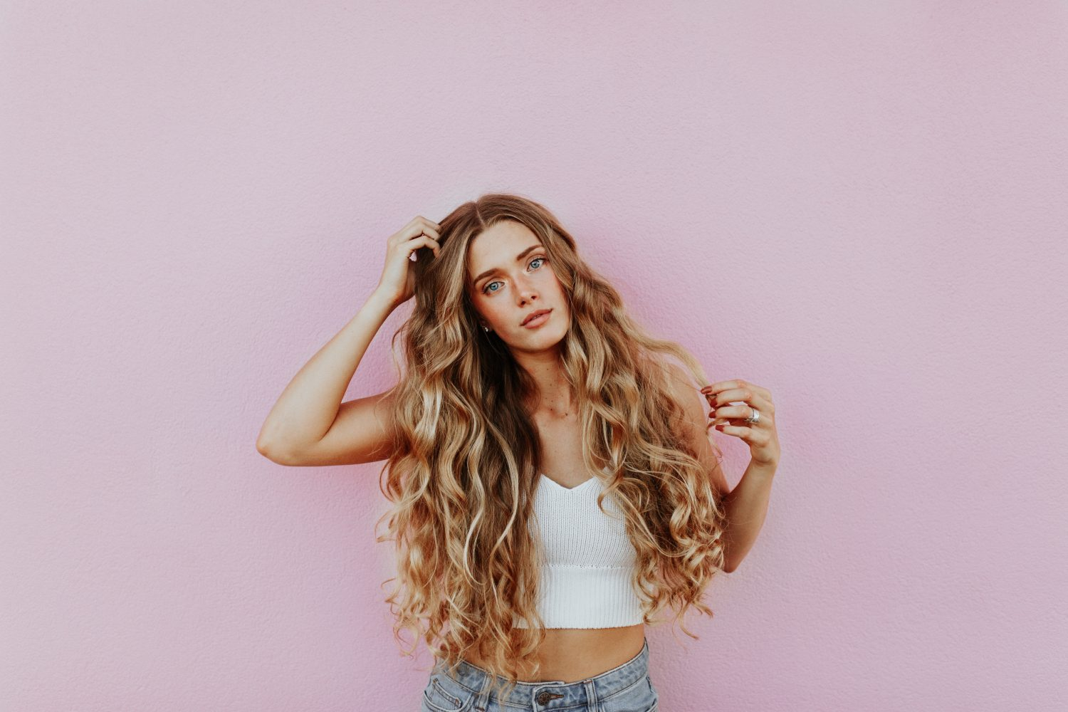 the best and worst parts about having curly hair