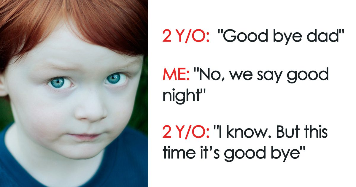 50 of the creepiest things kids have ever said to their parents