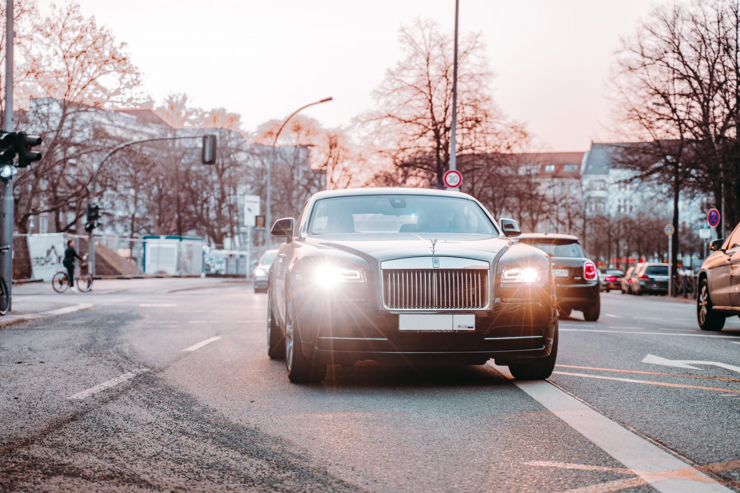 how to rent a rolls royce for the first time