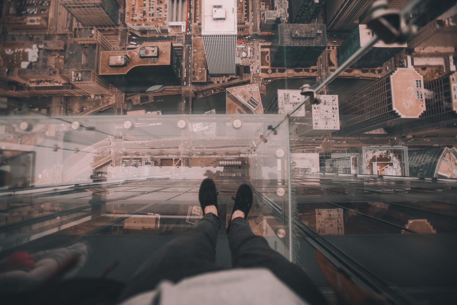 ever stood on a ledge and thought, 'i could jump'? there's a phrase for that